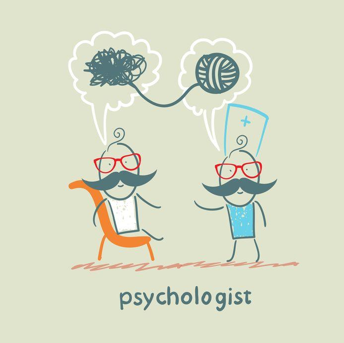 dessin humoristique pour décrire les psychothérapies que nous proposons dans notre cabinet de psychologue à Villeneuve d'Ascq, dans la métropole de Lille